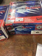 Baer Slotted Drilled Brake Rotors 54021-020 2wd F150 F250 8 Lug Right & Left