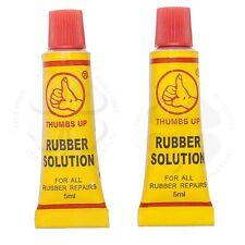 2x Grip Glue Motorcycle ATV MX Multi Purpose Handle Bar Adhesive Rubber Solvent
