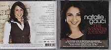 Natalie Gauci - The Winners Journey Music CD / DVD New Sealed Australian Idol