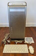 Apple Power Mac G5 A1047 Dual 2GHz, 7GB RAM, 250GB RAID, OS X Tiger, Works Great