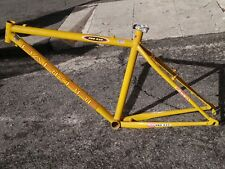 "NOS Parkpre Pro 825 Usa vintage mountain bike frame, 17"", steel made, RETRO MTB"