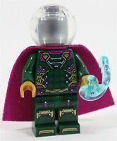 LEGO SPIDER-MAN FAR FROM HOME MYSTERIO MINIFIGURE 76128 - MARVEL SUPERHEROES