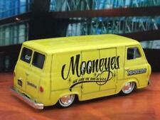 Mooneyes Equipped 1965 Ford Econoline Parts Runner Cargo Van 1/64 Limited Edt U6