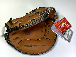Rawlings RFPCM1 Lite Toe FastBack Youth 31.5 Fastpitch Catchers Mitt RH Throw