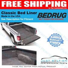 BedRug FITS 2007-2018 Toyota Tundra 5.5' Bed #BRY07SBK