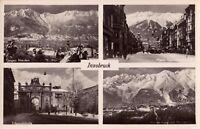 vintage postcard - innsbruck scenes !
