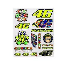 VR46 Valentino Rossi MotoGP Sticker 46 For Bike Motorcycle/Motorbike VRUST268103