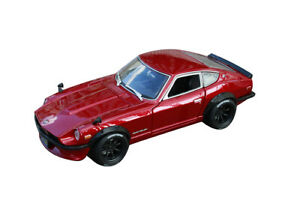 Datsun 240Z (1971) in Metallic Red (1:18 scale by Maisto 32611)