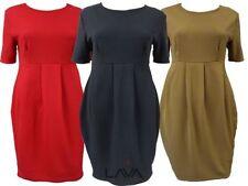 Boohoo Midi Plus Size Dresses for Women