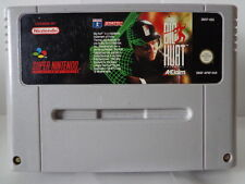 SNES Spiel - Frank Thomas Big Hurt Baseball (PAL) (Modul)