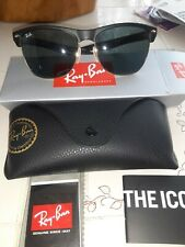 Ray-Ban  RB4175 Matte Black Clubmaster Men's or Unisex Sunglasses