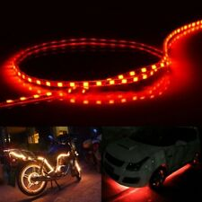 Flow Style 45 LED 3528 SMD Waterproof Flexible Car Strip Light for Car Decoratio