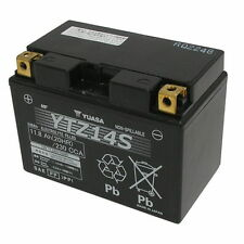 Batteria ORIGINALE Yuasa YTZ14-S HONDA VTCX Fury 1300 2010-2013