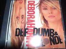 Deborah Harry (blondie) Def Dumb & Blonde CD – Like New