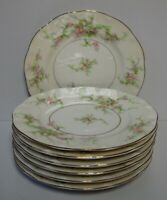 Haviland ROSALINDE Bread Plates SET OF SEVEN More Items Available
