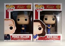 Prince William and Duchess Kate Funko Pop Figures