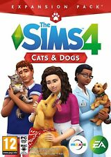 The Sims 4 Cats and Dogs Expansion Pack (PC / MAC) NEW & SEALED Fast Dispatch