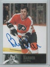 11/12 UD Ultimate Collection Bill Barber 1997 Legends Auto