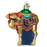 Old World Christmas MAGI'S CAMEL (12214)N Glass Ornament w/OWC Box