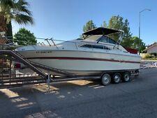 1981 Sea Ray 260 Cruiser (Sundancer Weekender)? twin 3.7 l Mercruisers 470 's