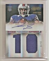 2013 Absolute Los Angeles Rams Robert Woods Autograph Jersey Rookie Card #/99
