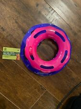 Pink And Purple Cat Fast Track Greenbrier Kennel Club Cat Toy Kitten