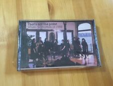 Whim 'n Rhythm THAT'S THE POINT Cassette 1988 Sealed Yale Whiffenpoofs y88