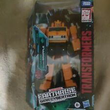 Transformers War for Cybertron: Earthrise Deluxe Class Grapple Action Figure New