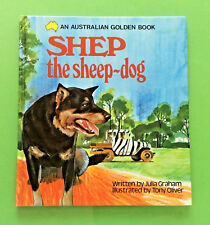 Australian Golden Book Shep the sheep-dog