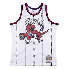 Men's Toronto Raptors Chauncey Billups Mitchell & Ness White 1997-98 NBA Jersey