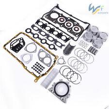 1.8T Engine Rebuilding Kits Overhaul Package For VW Golf Passat AUDI TT TTS