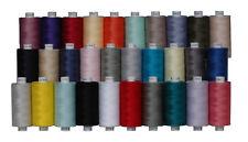 30 Carretes Coats Moon Hilos Poliéster Costura, 914m Cada Bobina