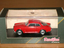 Detail Cars 1960 Alfa Romeo Sprint Coupe 1/43 Diecast #360 Red