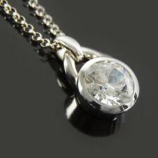 FOSSIL Halskette Damen Kette Collier GLOWING STAR Silber Zirkonia NEU JF16852040