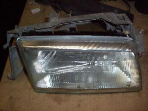 Alfa Romeo 164 passenger headlight right 60510877 used