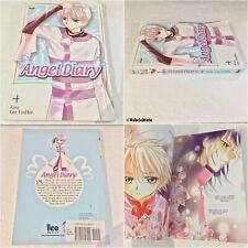Angel Dairy 4 Kara Lee YunHee Danbi Korean Manhwa Graphic Novel Fantasy 1st Prin