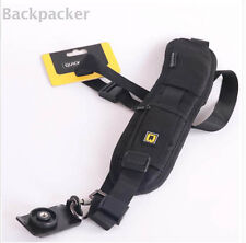Single Quick Shoulder Sling Strap Belt For Digital DSLR SLR Camera UKFilters