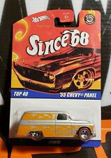HOT WHEELS TOP 40 SINCE 68 ** '55 CHEVY PANEL ** #8 1:64