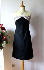 Mark Adam tailliertes Designer Abendkleid Coctailkleid 38 40 Super Zustand!
