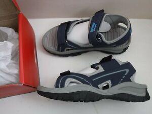 Slazenger Kids Wave Childs Sandals Summer Shoes Sports Hook and Loop Pattern