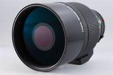 Canon FD Reflex Mirror 500mm f/8.0 FD Lens with caps & case