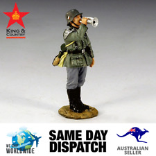 King & Country FOB059 Wehrmacht Bugler MIB Retired