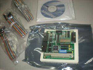 Advantech PCM-3730 16 Channel Isolated Digital I/O Card - NIB