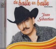 Joan Sebastian De Baile A Baile CD New Sealed