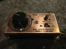 Vintage MRC Cab Control Model 2 Model Rectifier Corporation - Tested - Working