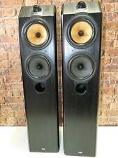 Pair Of Bowers & Wilkins B&W CDM7 Special Edition Floorstanding Loudspeakers