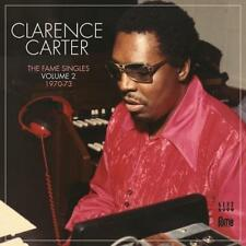 CLARENCE CARTER The Fame Singles Volume 2 NEW SEALED SOUTHERN SOUL CD 70s (KENT