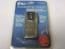 BELL SONICOR BE-310VTR MICRO CASSETTE TELE- RECORDER