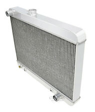 1965,1966,1967 Pontiac LeMans Radiator, Aluminum 2 Row Champion,NEW, #1680S