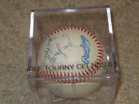 Golf Tourney Celtics Ball: (6) Autographed Baseball Loscutoff JSA Auct Cert